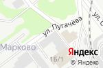 Схема проезда до компании Холодтехпром в Йошкар-Оле