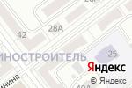 Схема проезда до компании Швейная мастерская в Йошкар-Оле