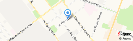 СберСоюз на карте Йошкар-Олы