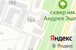 Схема проезда до компании ПИОНЕР в Йошкар-Оле