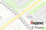 Схема проезда до компании Автосервис в Йошкар-Оле
