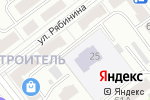 Схема проезда до компании Времена года в Йошкар-Оле