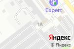 Схема проезда до компании CTO Машин в Йошкар-Оле