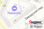 Схема проезда до компании Лесторгсервис, ЗАО в Йошкар-Оле