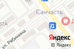 Схема проезда до компании ИнвестКредитСервис в Йошкар-Оле