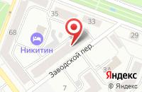 Схема проезда до компании Зеленая кладовая в Луговом
