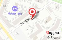 Схема проезда до компании СТАВРОПОЛЬЕ в Лермонтове