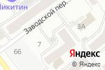 Схема проезда до компании АкваТехСтрой в Йошкар-Оле
