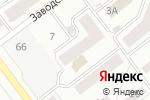 Схема проезда до компании Дизайн+Сервис в Йошкар-Оле