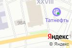 Схема проезда до компании Новинка в Йошкар-Оле