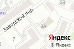 Схема проезда до компании СКАТ в Йошкар-Оле