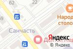 Схема проезда до компании Соблазн в Йошкар-Оле