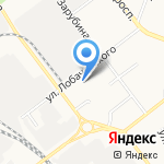Дизайн-центр М на карте Йошкар-Олы