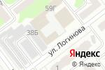 Схема проезда до компании Газпром газораспределение Йошкар-Ола в Йошкар-Оле