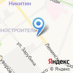 АЛКО-Сервис на карте Йошкар-Олы