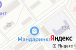 Схема проезда до компании Sofia в Йошкар-Оле