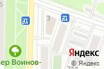 Схема проезда до компании Йошкар-Олинский строительный техникум в Йошкар-Оле