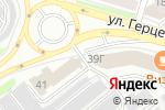 Схема проезда до компании ИнвестГарант в Йошкар-Оле