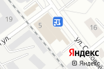 Схема проезда до компании АЛКО-Сервис на Соловьева в Йошкар-Оле