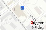 Схема проезда до компании АЛКО-Маркет в Йошкар-Оле