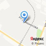 Марийская бумажная компания на карте Йошкар-Олы