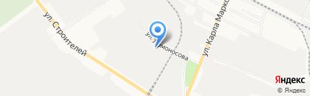 Витекс на карте Йошкар-Олы