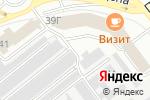 Схема проезда до компании ПроАвто в Йошкар-Оле