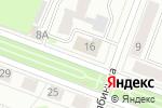 Схема проезда до компании Региональное отделение Фонда социального страхования РФ по Республике Марий Эл в Йошкар-Оле