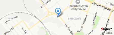 Адвокатский кабинет Иванова В.К. на карте Йошкар-Олы