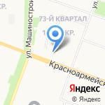Управление Министерства юстиции РФ по Республике Марий Эл на карте Йошкар-Олы