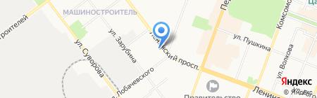 Красота и Здоровье Марий Эл на карте Йошкар-Олы