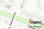 Схема проезда до компании Веснушка в Йошкар-Оле