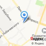 Welcome на карте Йошкар-Олы