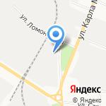 Авто плюс на карте Йошкар-Олы