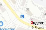 Схема проезда до компании Марийская правда в Йошкар-Оле