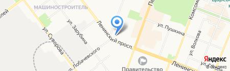 Военно-мемориальная компания на карте Йошкар-Олы