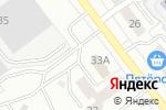 Схема проезда до компании Мегарусс-Д в Йошкар-Оле