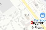 Схема проезда до компании Диагональ-М в Йошкар-Оле