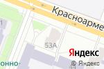 Схема проезда до компании Пчёлки в Йошкар-Оле