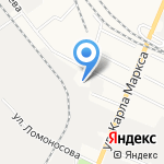 Автостиль12 на карте Йошкар-Олы