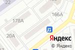Схема проезда до компании Пряничный в Йошкар-Оле