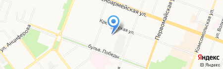 Прованс на карте Йошкар-Олы