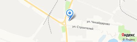 САМ на карте Йошкар-Олы