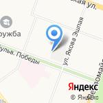 БалтБет на карте Йошкар-Олы