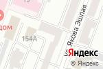 Схема проезда до компании Продленка в Йошкар-Оле