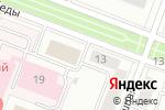 Схема проезда до компании Акконд в Йошкар-Оле