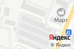Схема проезда до компании Автомастерская экспресс-замены масла в Йошкар-Оле
