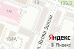 Схема проезда до компании Selfie в Йошкар-Оле