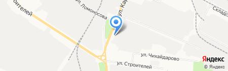 Почтовое отделение №26 на карте Йошкар-Олы