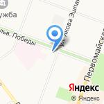 Адвокатский кабинет Целищевой Т.Е. на карте Йошкар-Олы